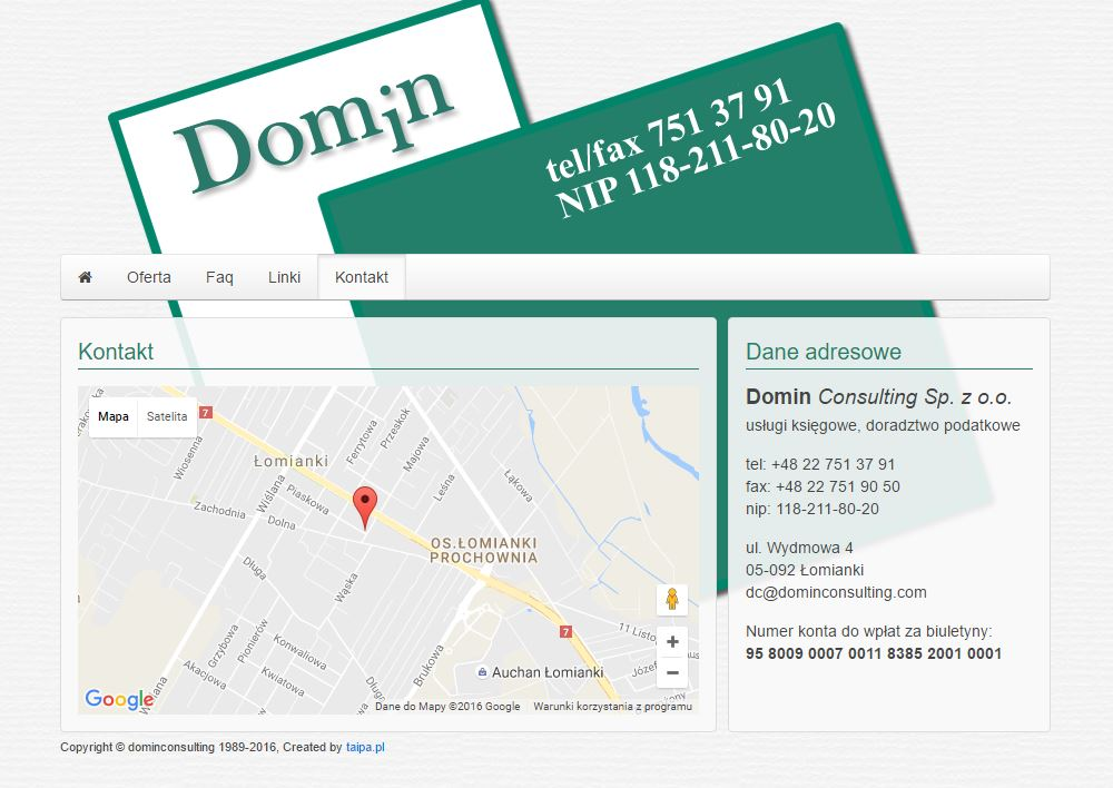 Domin Consulting